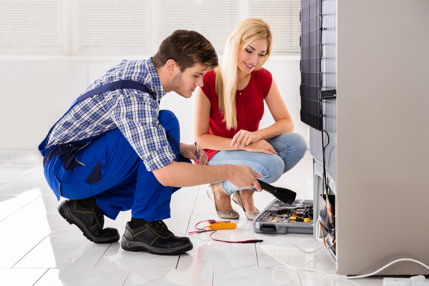refrigerator repair dallas texas