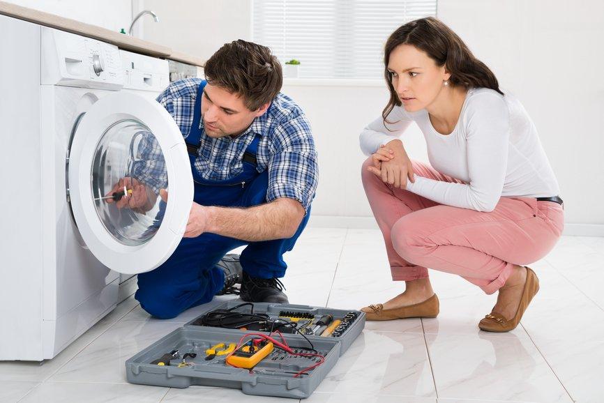 washing machine repair service in dallas texas