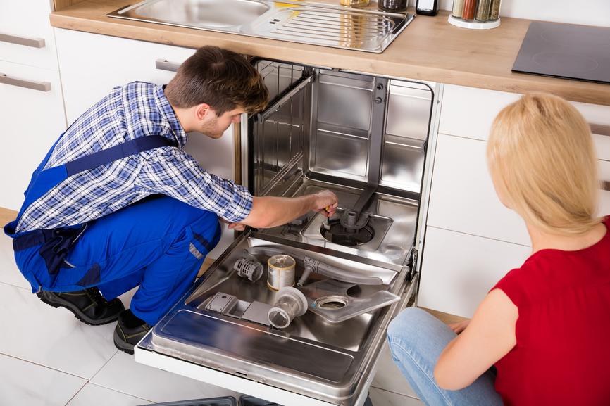 dishwasher repair dallas texas